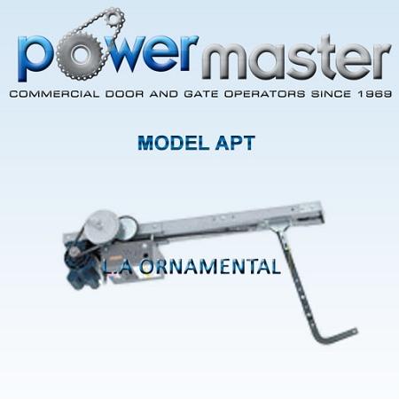 Powermaster Overhead Door Openers Power Master Commercial Operators