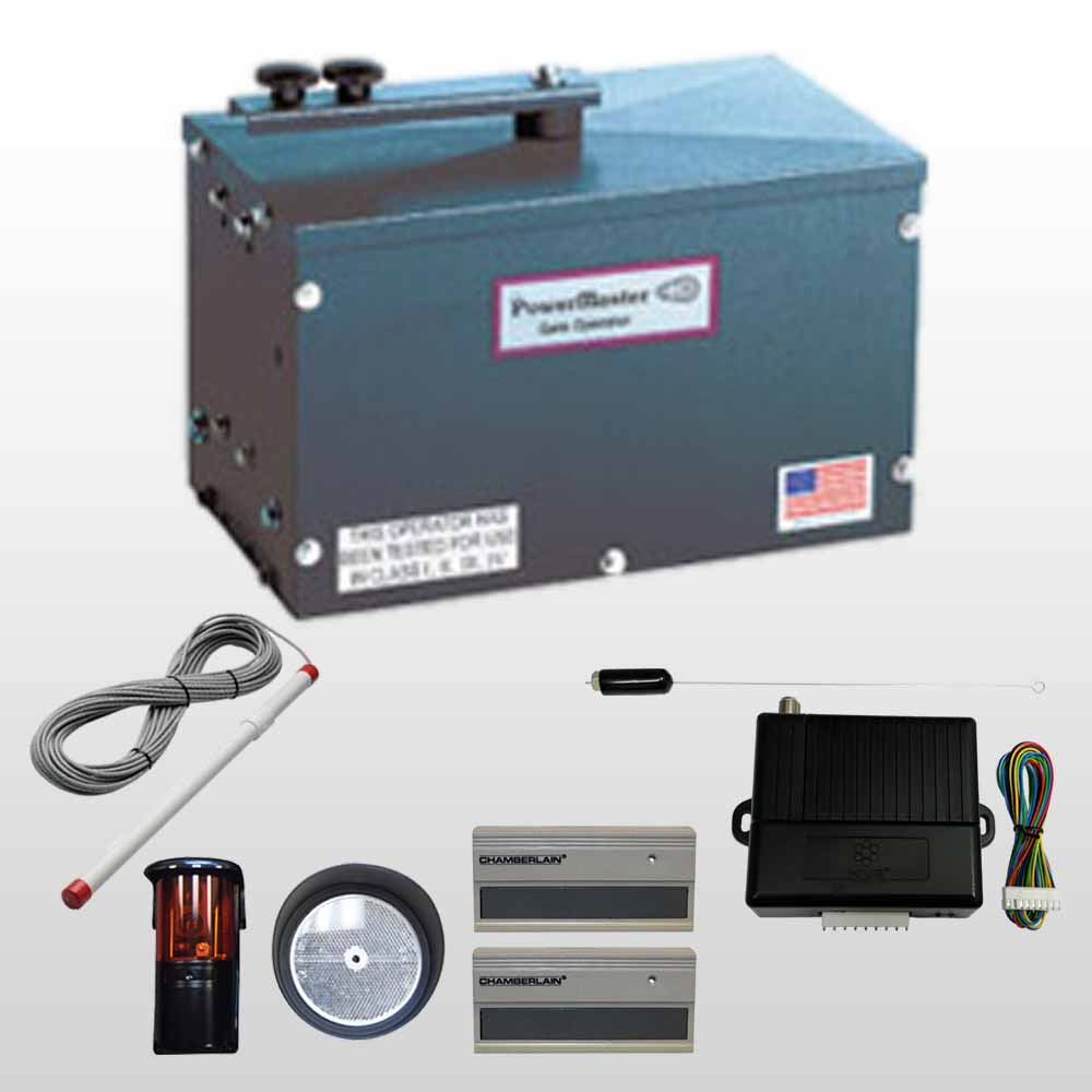 Sliding Automatic Gate Door Operating Kit Powermaster Msw Gate Operator