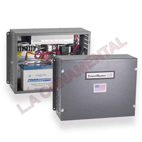 Powermaster standby power supply model sps