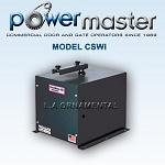 Powermaster CSWI-2004 1 1/2HP 115 Volt 1 Phase Super Heavy Duty Swing Gate Opener