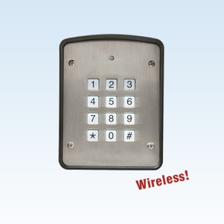 DOLKWP300318 - 300/318 MHz Dual Frequency Keypad