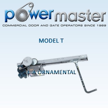 PowerMaster T-101, 1 HP, 115V, 1 Phase, Apartment House Drawbar Operator